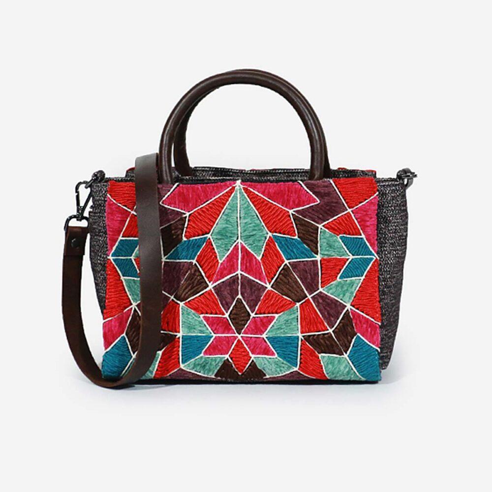 Adeeva Fuchsia - Satchel Bag