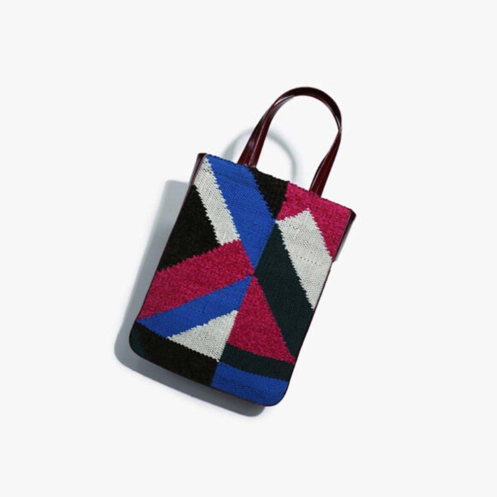 Bazzle 02 - Tote Bag - Red Wine