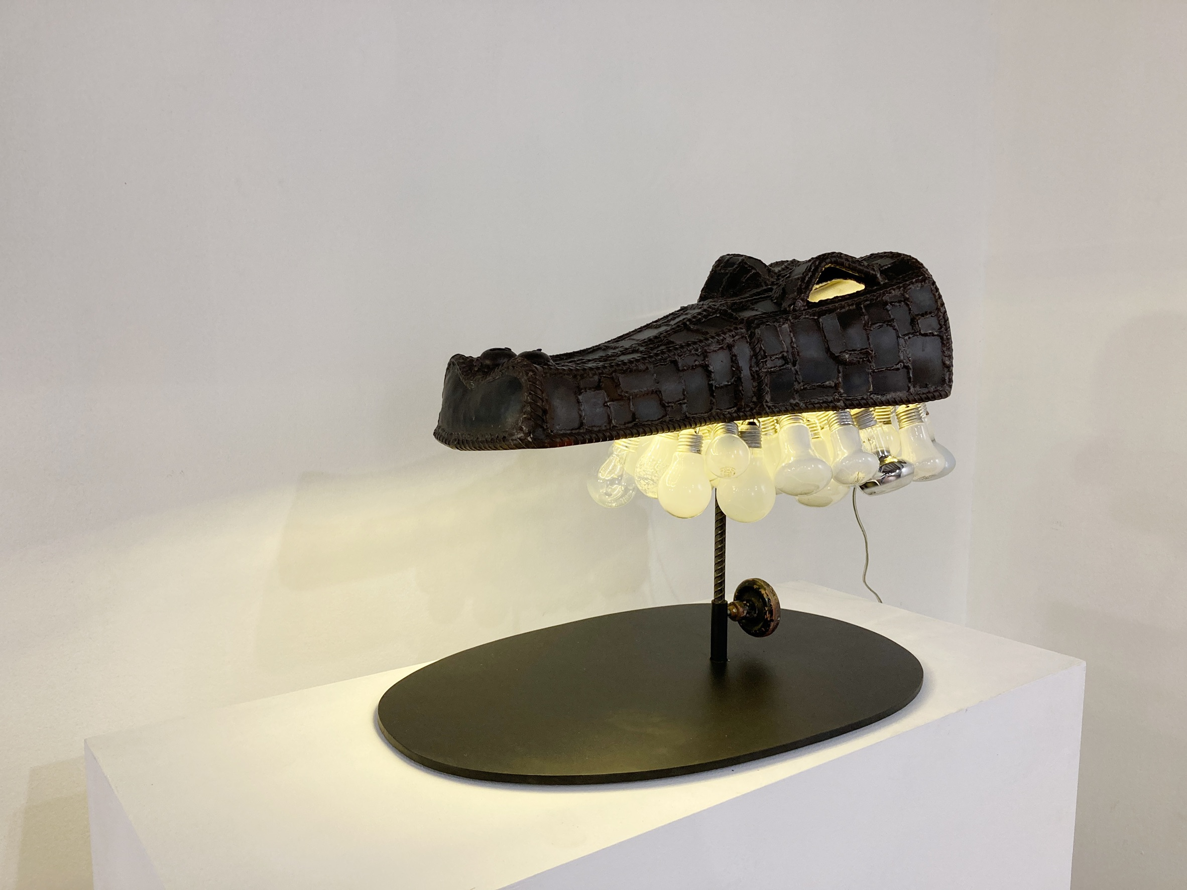 Crocodile Lamp 1