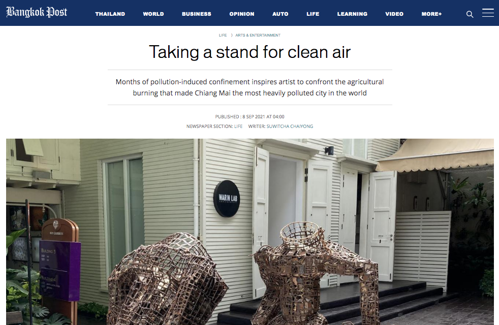 Taking a stand for clean air